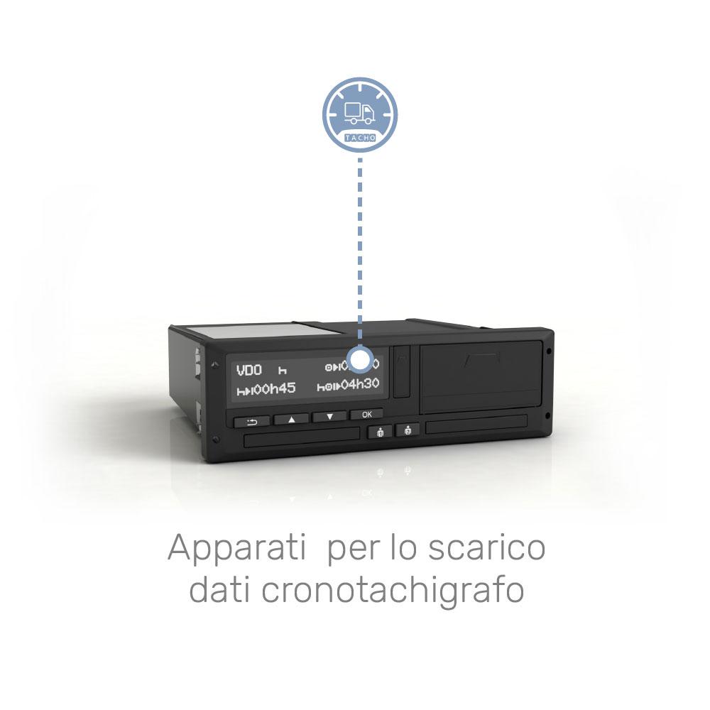 02 recorditalia servizi - apparati per lo scarico dati cronotachigrafo