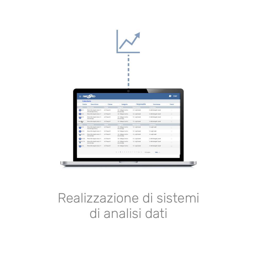 08 recorditalia servizi - realizzazione di sistemi di analisi dati